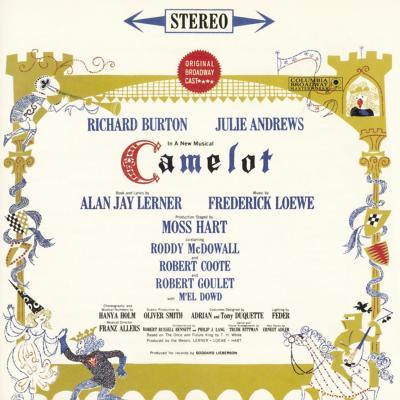 Camelot Soundtrack CD. Camelot Soundtrack