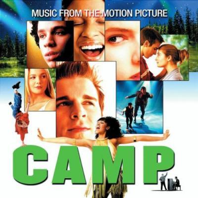 Camp Soundtrack CD. Camp Soundtrack