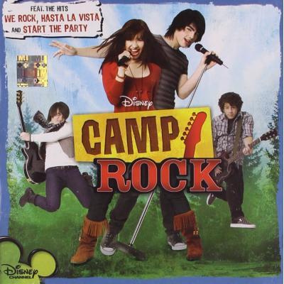 Camp Rock Soundtrack CD. Camp Rock Soundtrack