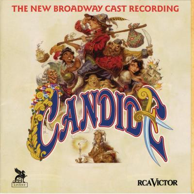 Candide Soundtrack CD. Candide Soundtrack