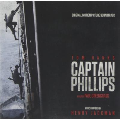 Captain Phillips Soundtrack CD. Captain Phillips Soundtrack