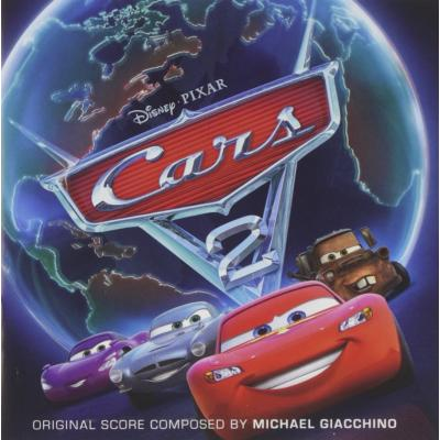 Cars 2 Soundtrack CD. Cars 2 Soundtrack