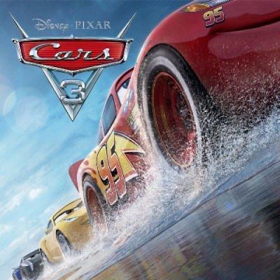 Cars 3 Soundtrack CD. Cars 3 Soundtrack