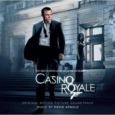 Casino Royale Soundtrack CD. Casino Royale Soundtrack