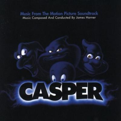 Casper Soundtrack CD. Casper Soundtrack