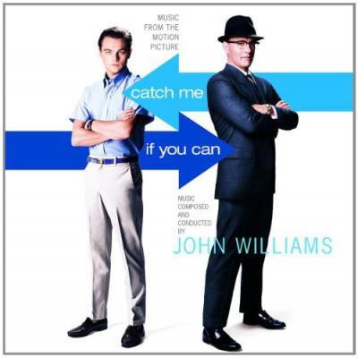 Catch Me If You Can Soundtrack CD. Catch Me If You Can Soundtrack