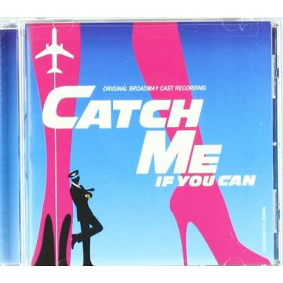 Catch Me If You Can Musical Soundtrack CD. Catch Me If You Can Musical Soundtrack