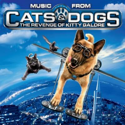 Cats & Dogs: Revenge of Kitty Galore Soundtrack CD. Cats & Dogs: Revenge of Kitty Galore Soundtrack