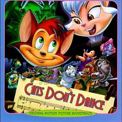 Cat's Don't Dance Soundtrack CD. Cat's Don't Dance Soundtrack