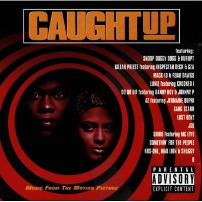 Caught Up Soundtrack CD. Caught Up Soundtrack