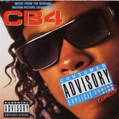 CB4 Soundtrack CD. CB4 Soundtrack