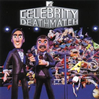 Celebrity Deathmath Soundtrack CD. Celebrity Deathmath Soundtrack