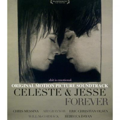 Celeste & Jesse Forever Soundtrack CD. Celeste & Jesse Forever Soundtrack