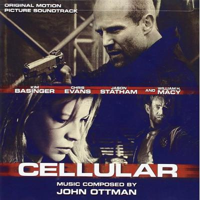 Cellular Soundtrack CD. Cellular Soundtrack