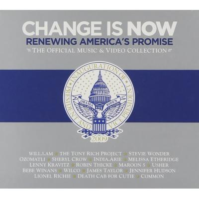 Change Is Now: Renewing America's Promise Soundtrack CD. Change Is Now: Renewing America's Promise Soundtrack