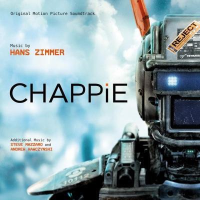 Chappie Soundtrack CD. Chappie Soundtrack