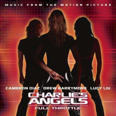 Charlie's Angels: Full Throttle Soundtrack CD. Charlie's Angels: Full Throttle Soundtrack