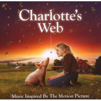 Charlotte's Web Soundtrack CD. Charlotte's Web Soundtrack