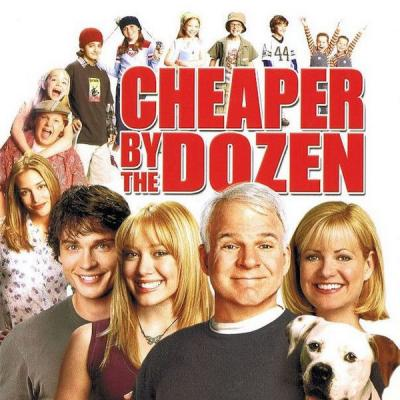 Cheaper by the Dozen Soundtrack CD. Cheaper by the Dozen Soundtrack