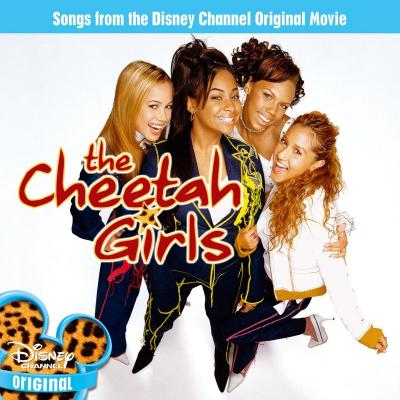 Cheetah Girls Soundtrack CD. Cheetah Girls Soundtrack