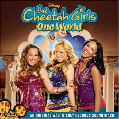 Cheetah Girls: One World Soundtrack CD. Cheetah Girls: One World Soundtrack