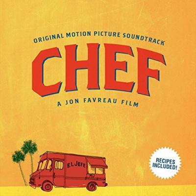 Chef Soundtrack CD. Chef Soundtrack