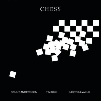Chess: London Soundtrack CD. Chess: London Soundtrack