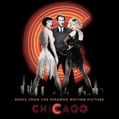 Chicago Soundtrack CD. Chicago Soundtrack