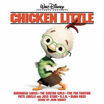 Chicken Little Soundtrack CD. Chicken Little Soundtrack