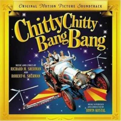 Chitty Chitty Bang Bang Soundtrack CD. Chitty Chitty Bang Bang Soundtrack