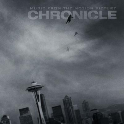 Chronicle Soundtrack CD. Chronicle Soundtrack