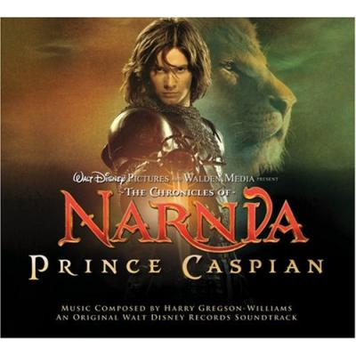 Chronicles of Narnia: Prince Caspian Soundtrack CD. Chronicles of Narnia: Prince Caspian Soundtrack