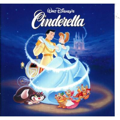 Cinderella Soundtrack CD. Cinderella Soundtrack