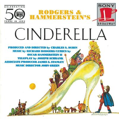 Cinderella: Original Cast Soundtrack CD. Cinderella: Original Cast Soundtrack