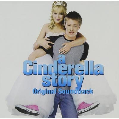 Cinderella Story Soundtrack CD. Cinderella Story Soundtrack