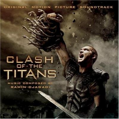 Clash Of The Titans Soundtrack CD. Clash Of The Titans Soundtrack