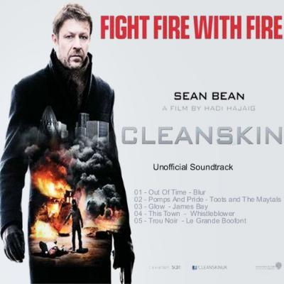 Cleanskin Soundtrack CD. Cleanskin Soundtrack