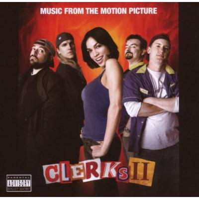 Clerks II Soundtrack CD. Clerks II Soundtrack
