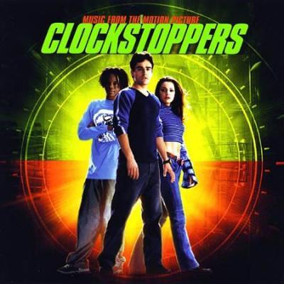 Clockstoppers Soundtrack CD. Clockstoppers Soundtrack