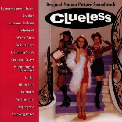 Clueless Soundtrack CD. Clueless Soundtrack