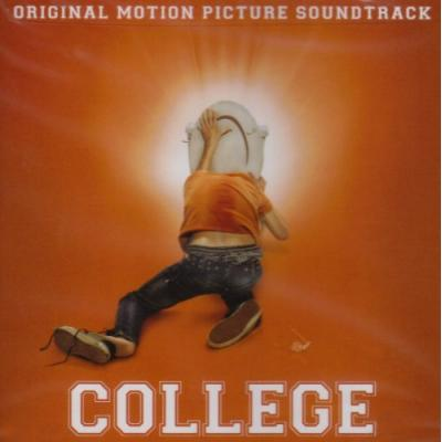 College Soundtrack CD. College Soundtrack