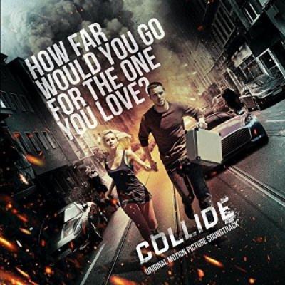 Collide Soundtrack CD. Collide Soundtrack