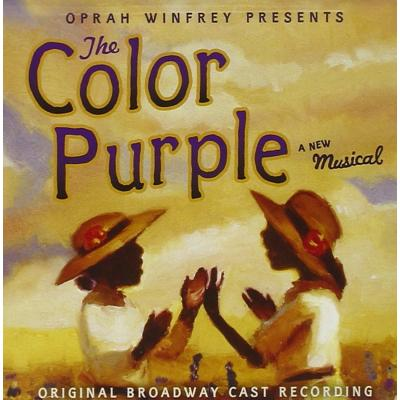 Color Purple Soundtrack CD. Color Purple Soundtrack