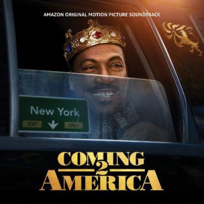 Coming 2 America Soundtrack CD. Coming 2 America Soundtrack