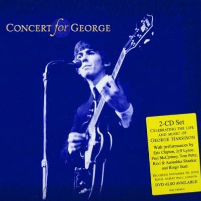 Concert For George Soundtrack CD. Concert For George Soundtrack