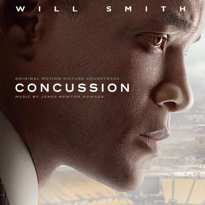 Concussion Soundtrack CD. Concussion Soundtrack