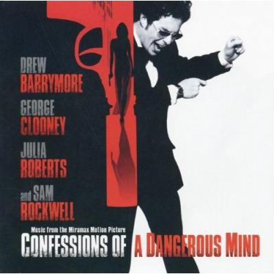 Confessions of a Dangerous Mind Soundtrack CD. Confessions of a Dangerous Mind Soundtrack