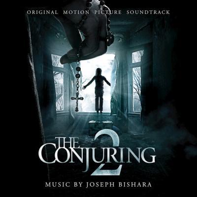 Conjuring 2 Soundtrack CD. Conjuring 2 Soundtrack
