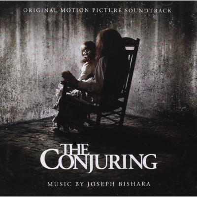 Conjuring, The Soundtrack CD. Conjuring, The Soundtrack
