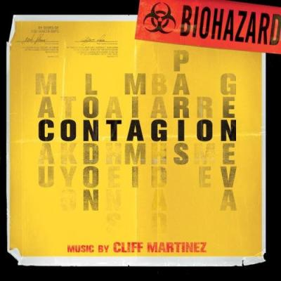 Contagion Soundtrack CD. Contagion Soundtrack